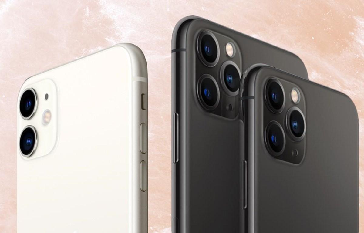 Các mẫu iPhone 11 và iPhone 11 Pro, Pro Max. (Nguồn: PCMag.com)
