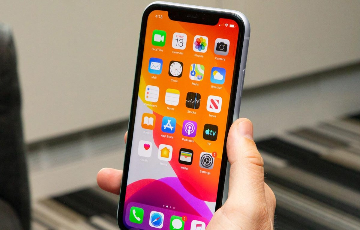 iPhone 11. (Nguồn: TechRadar)