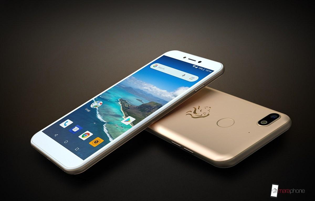 Hai mẫu điện thoại vừa ra mắt của Tập đoàn Mara.