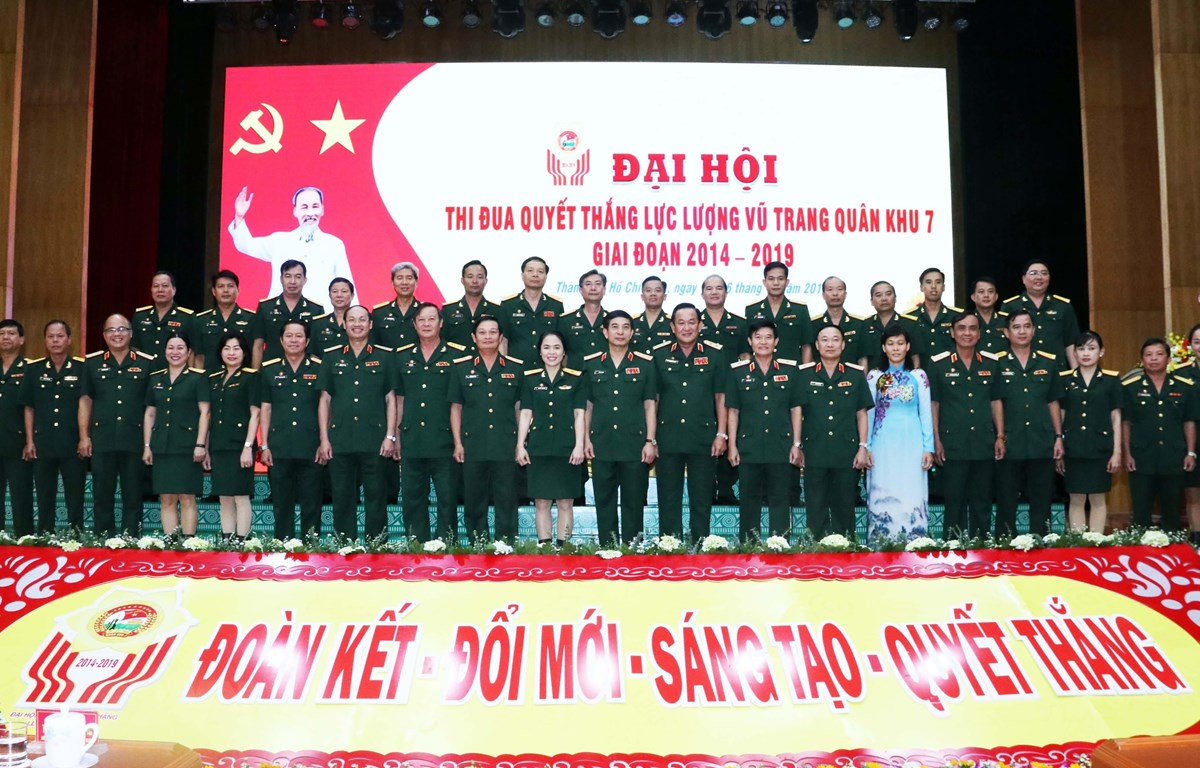 Các đại biểu tham dự đại hội. (Ảnh: Xuân Khu/TTXVN)