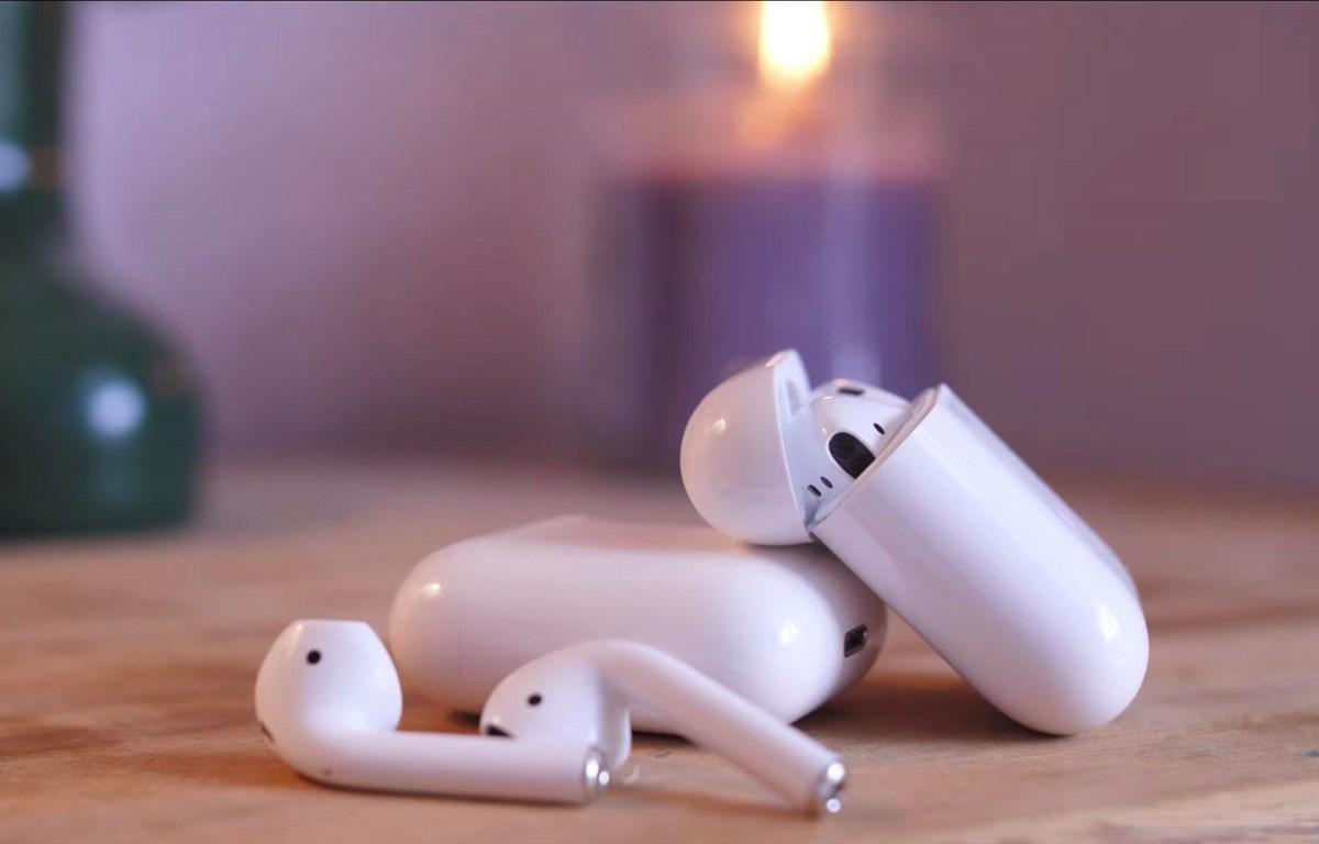 Tai nghe AirPods của Apple. (Nguồn: iDownloadBlog)