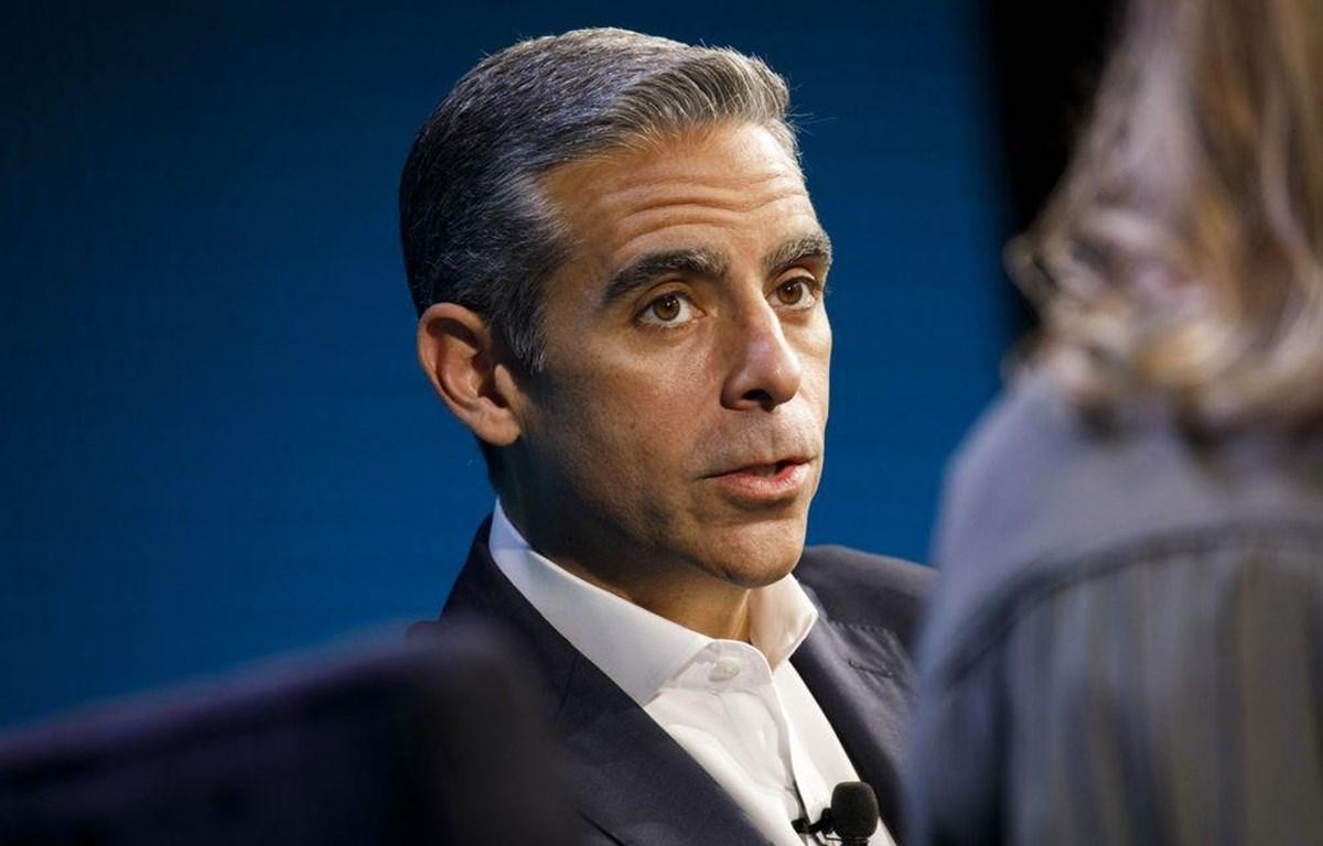 Giám đốc điều hành dự án tiền điện tử của trang mạng xã hội Facebook, David Marcus. (Nguồn: Bloomberg)