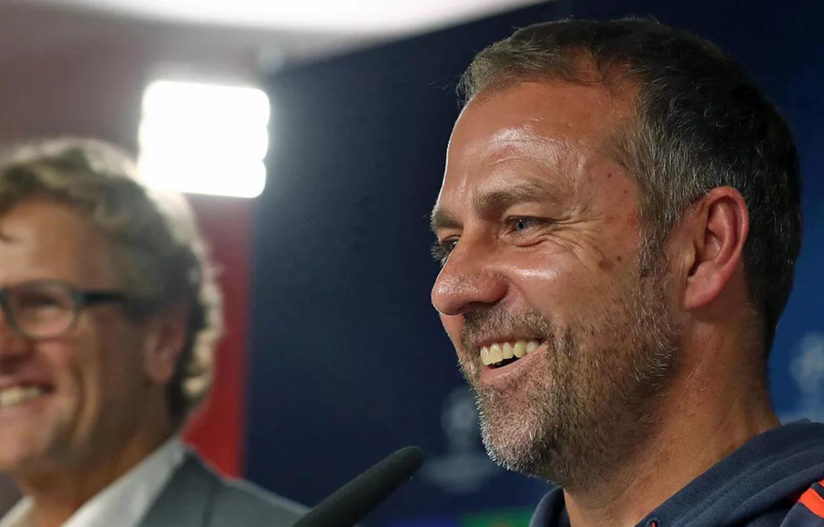 Huấn luyện viên mới của Bayern Munich, Hansi Flick. (Nguồn: imago images)
