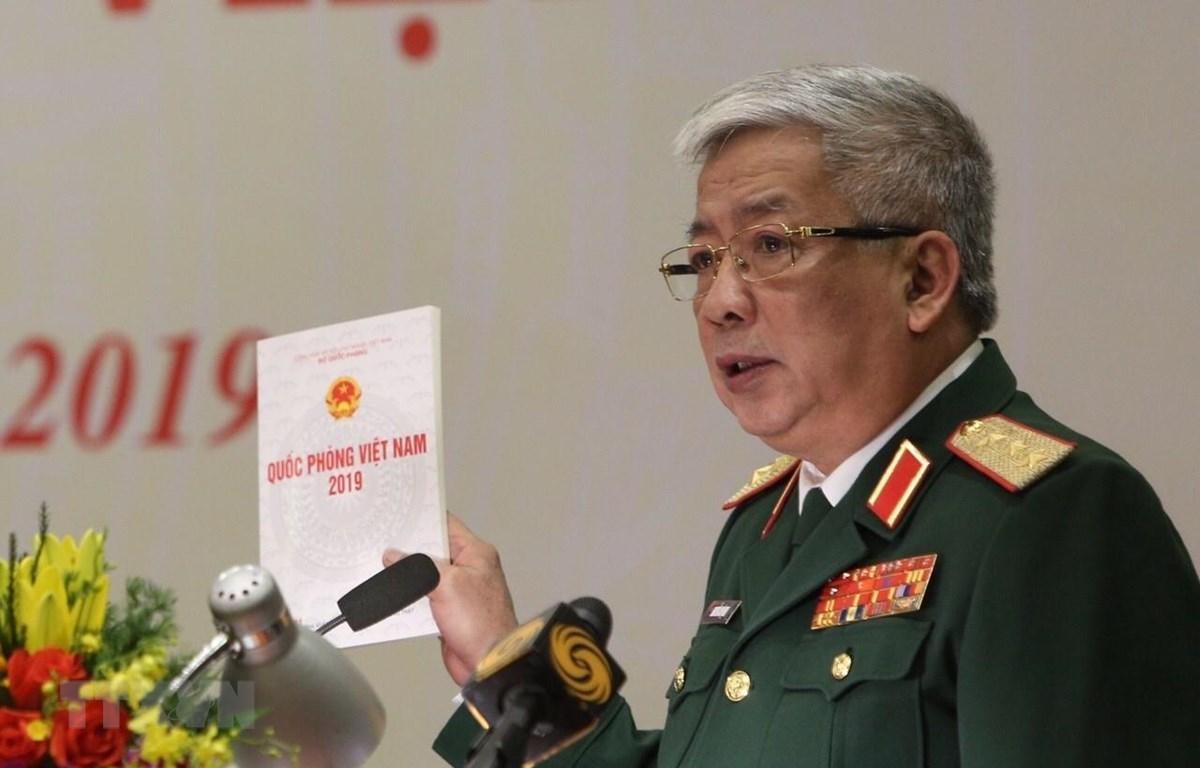 """GS Thayer: Sách trắng Quốc phòng thể hiện rõ quan điểm """"hòa bình"""" và """"tự vệ"""" của Việt Nam - Ảnh 2."""