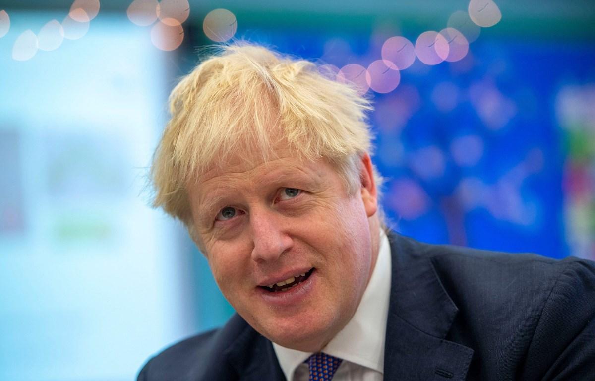 Thủ tướng Anh Boris Johnson. (Nguồn: PA)