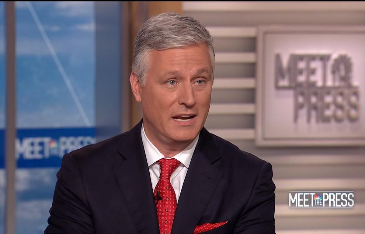 Cố vấn an ninh quốc gia Mỹ Robert O'Brien. (Nguồn: NBC)