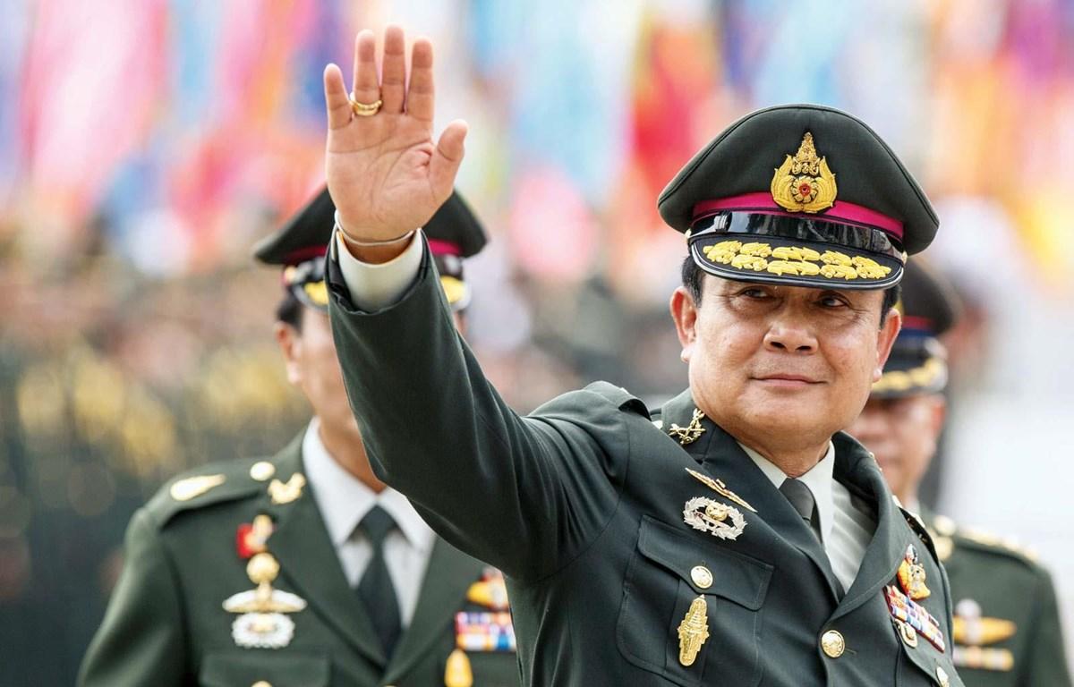 Thủ tướng Thái Lan Prayut Chan-o-cha. (Nguồn: AFP)