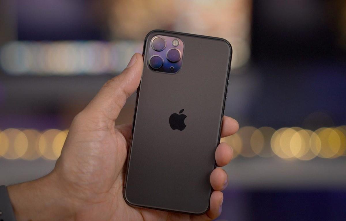 iPhone 11 Pro. (Nguồn: AFP)