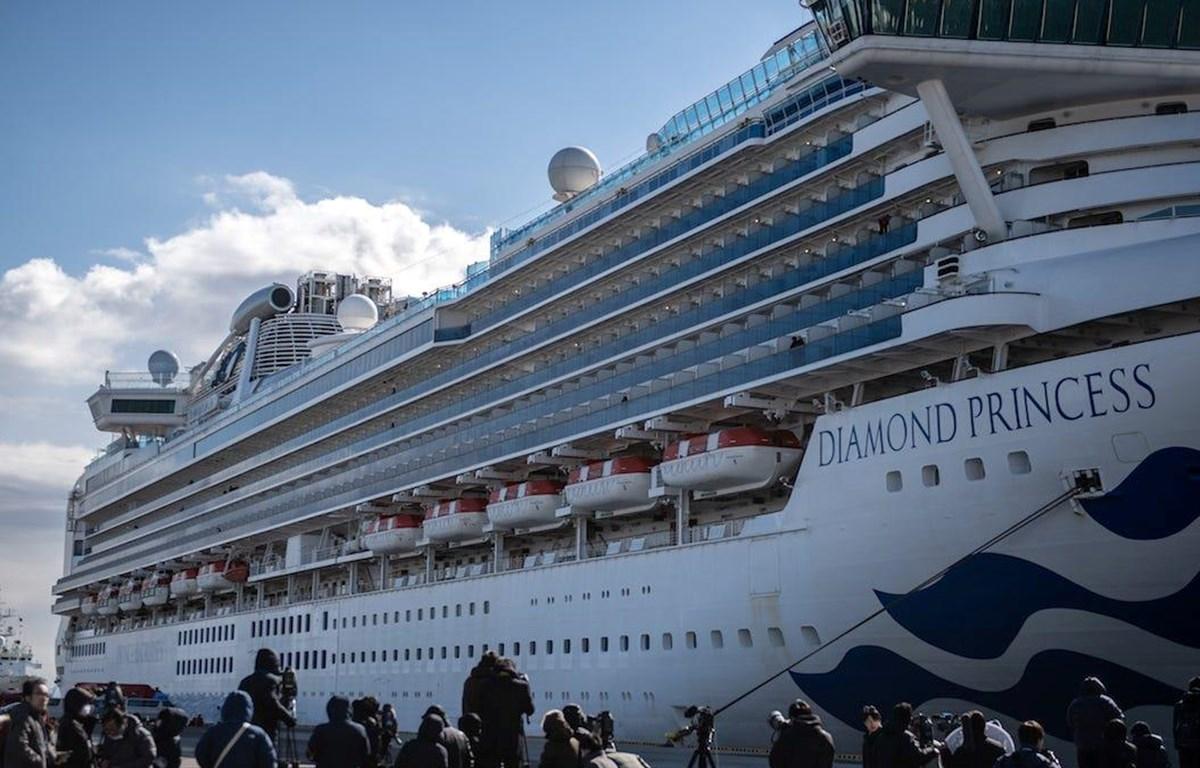 Du thuyền Diamond Princess. (Nguồn: Getty Images)