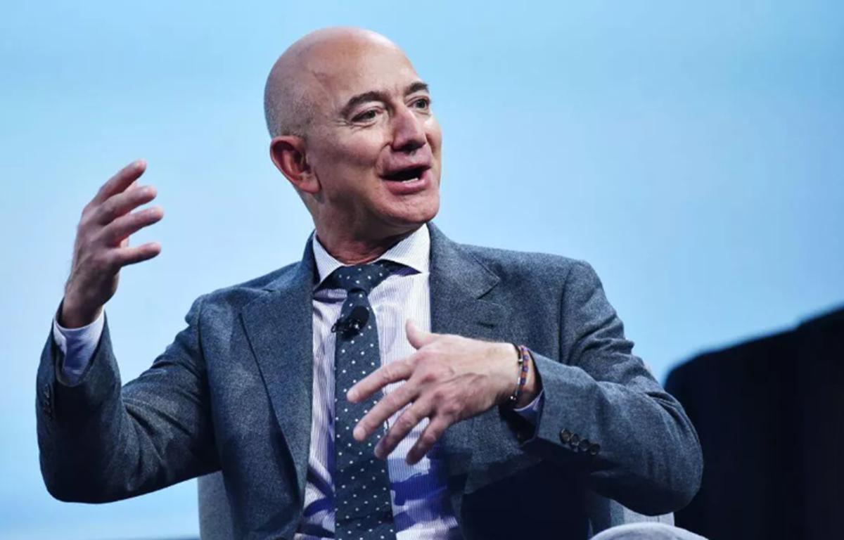 CEO Amazon Jeff Bezos. (Nguồn: AFP)