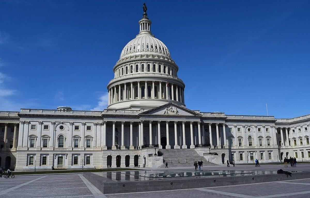 Trụ sở Quốc hội Mỹ. (Nguồn: Pixabay)