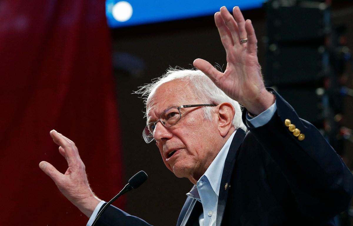 Thượng nghị sỹ Bernie Sanders. (Nguồn: Shutterstock)