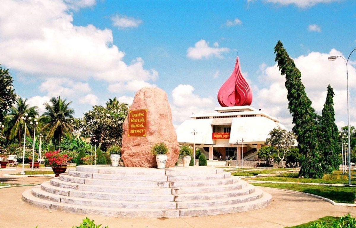 Di tích Đồng Khởi Bến Tre đã được công nhận là Di tích lịch sử cấp quốc gia đặc biệt.