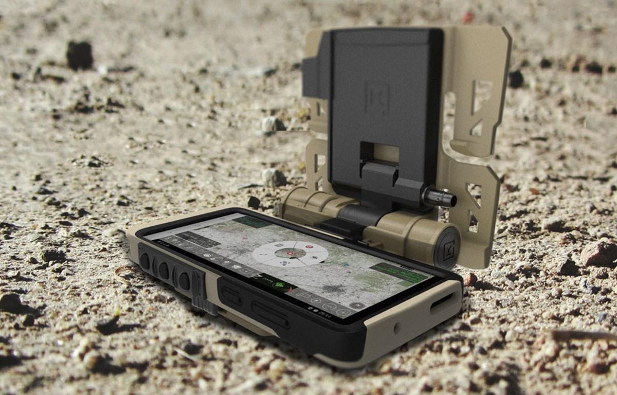 Galaxy S20 Tactical Edition. (Nguồn: Samsung)