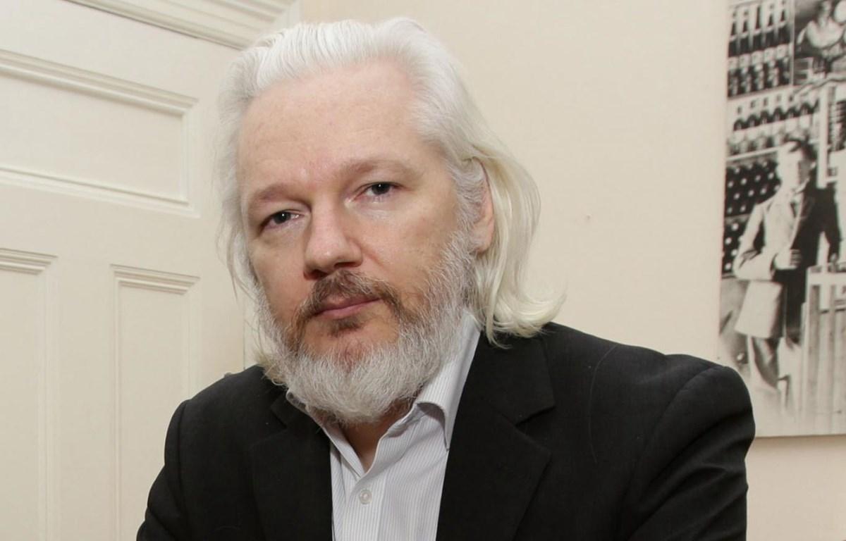 Nhà sáng lập trang mạng WikiLeaks, Julian Assange. (Nguồn: medium.com)