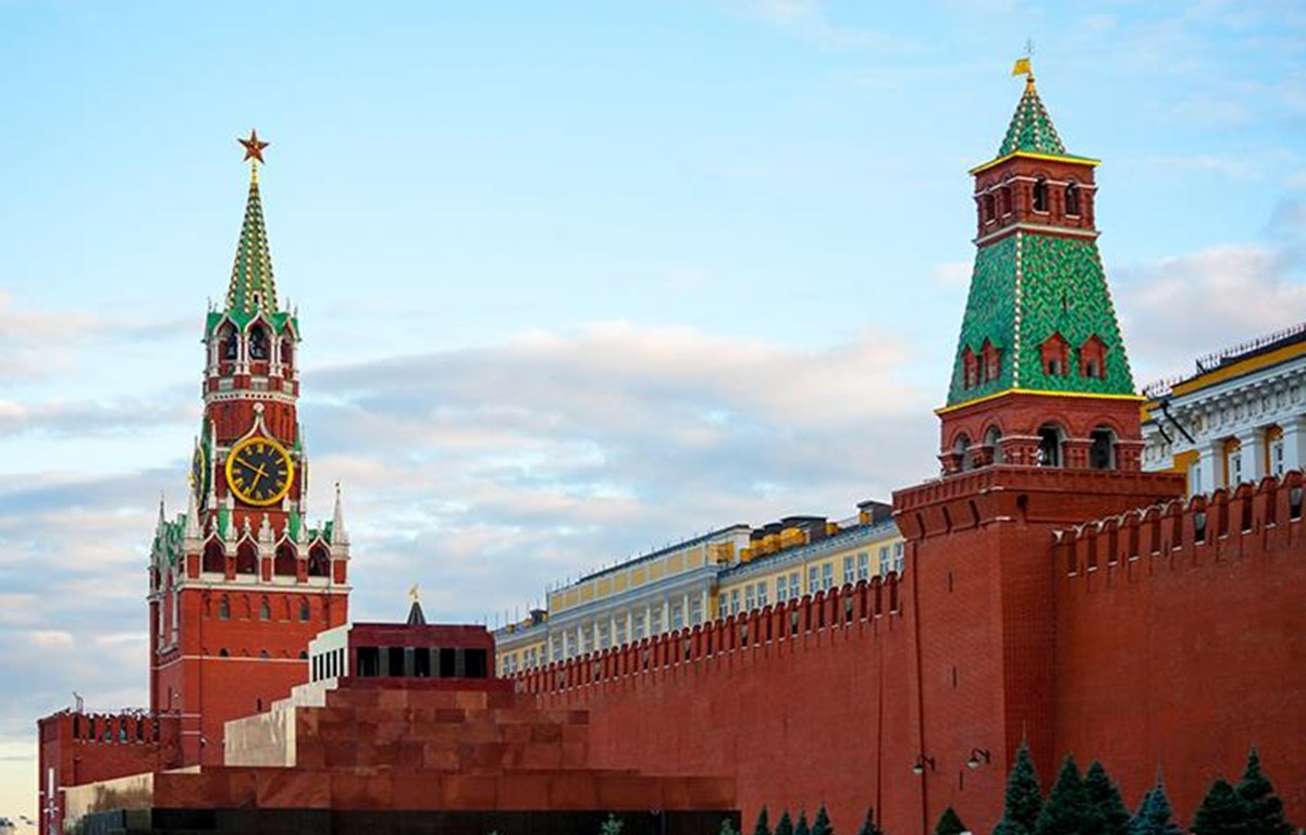 Điện Kremlin. (Nguồn: google)