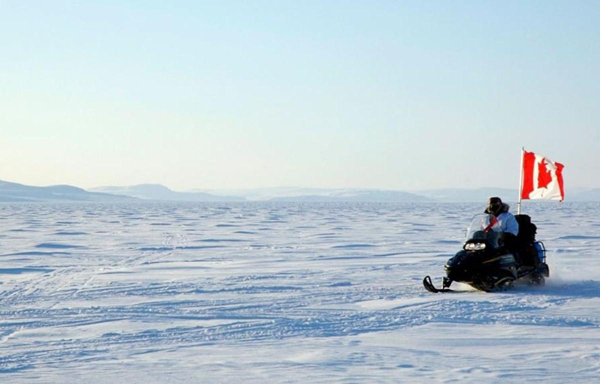 Canada tăng cường sự hiện diện tại Bắc Cực. (Nguồn: CTV News)