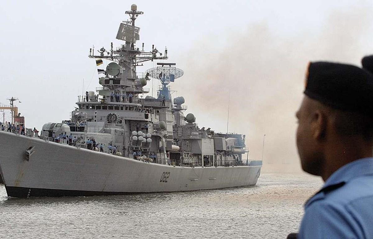 Ấn Độ hiện đại hóa lực lượng hải quân. (Nguồn: DNA India)