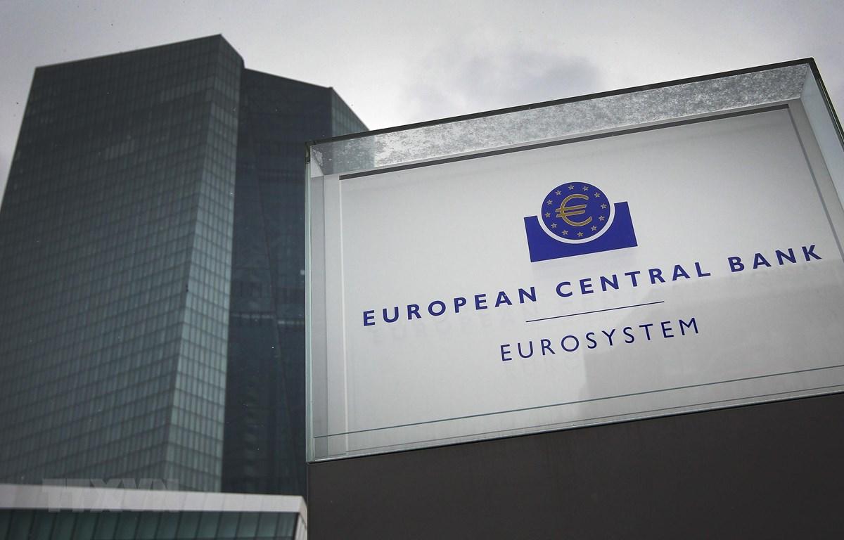 Trụ sở ECB tại Đức. (Nguồn: AFP/TTXVN)