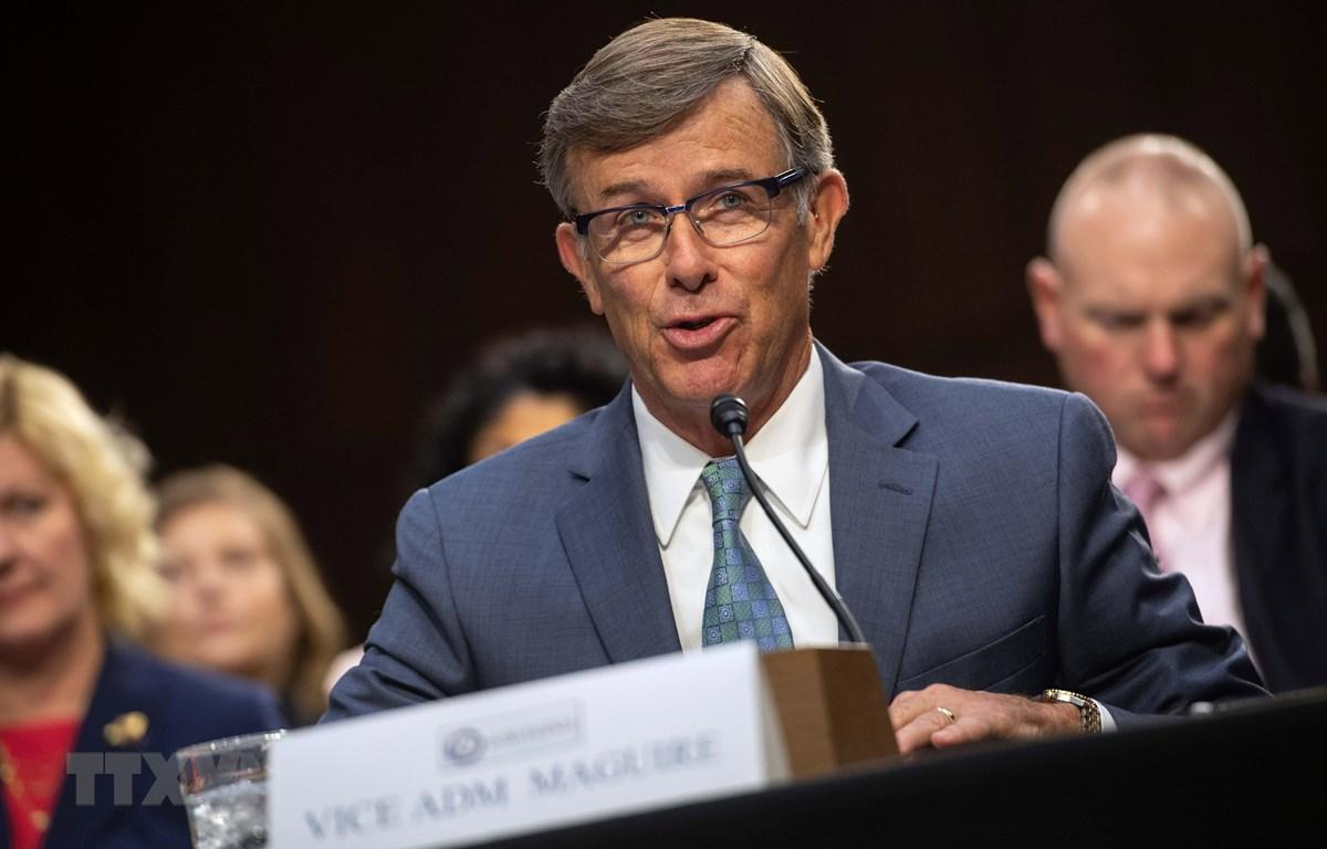 Giám đốc Tình báo quốc gia Mỹ Joseph Maguire. (Nguồn: AFP/TTXVN)