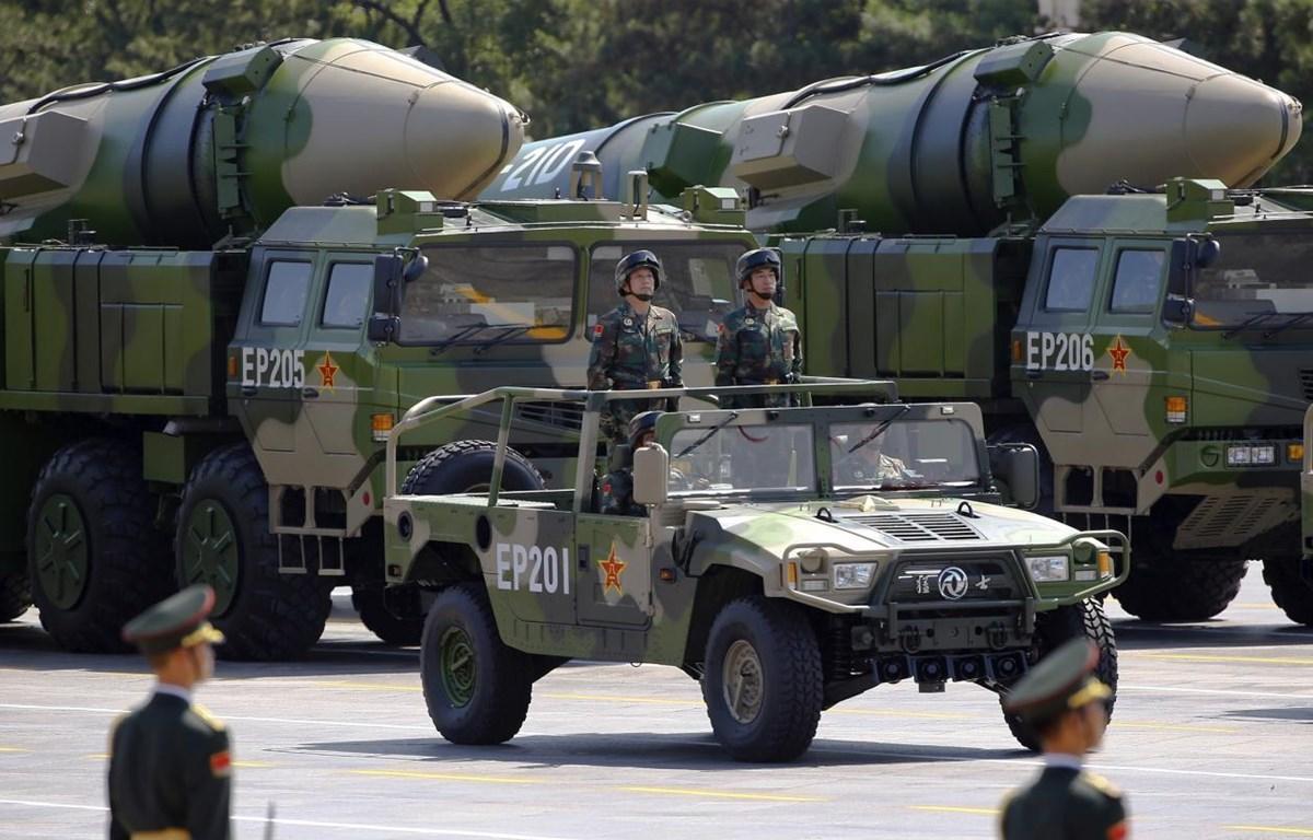 Tên lửa Dongfeng-21D của Trung Quốc. (Nguồn: The National Interest)