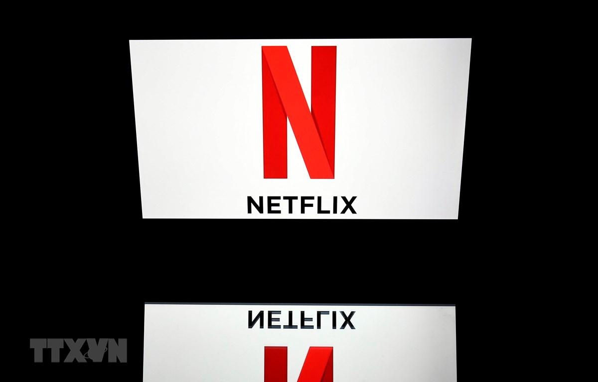 Biểu tượng Netflix. (Nguồn: AFP/TTXVN)