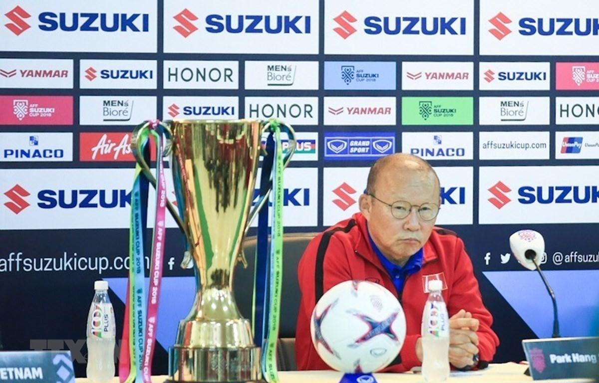 AFF Cup 2020 có thể bị hoãn tới năm 2021. (Ảnh: TTXVN)