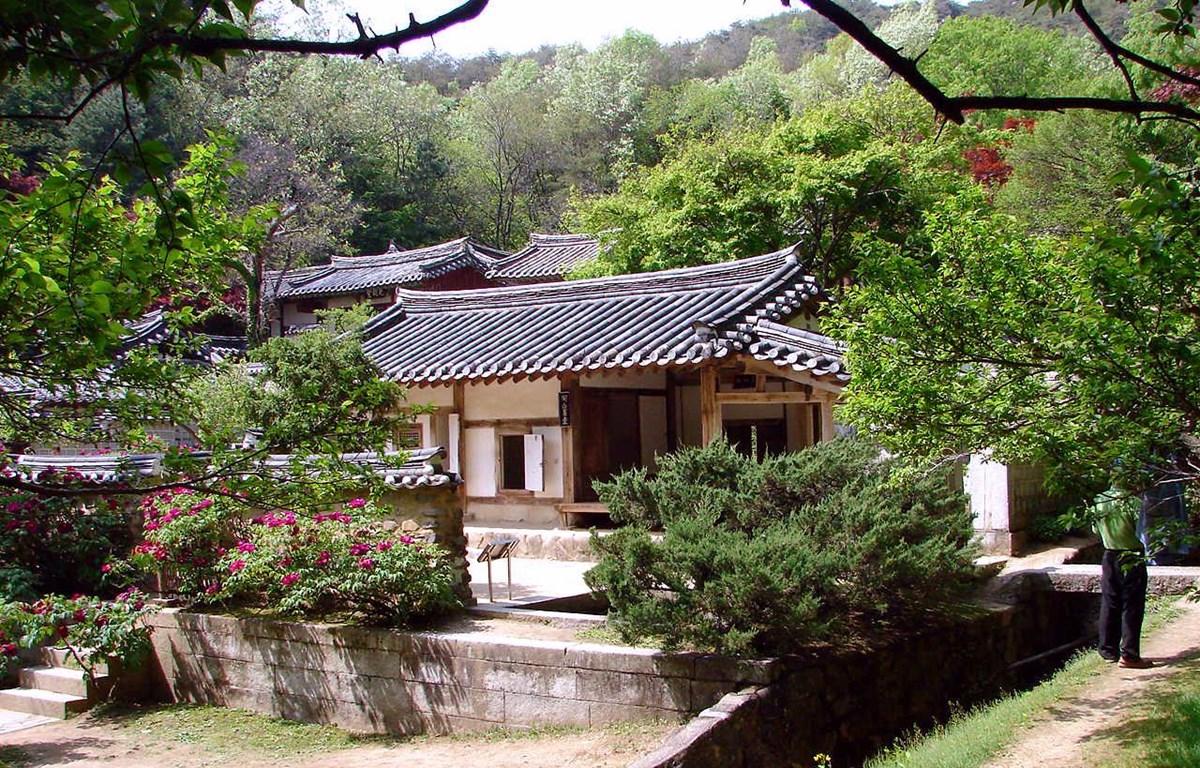 Thư viện cổ Dosan Seowon. (Nguồn: wikipedia.org)