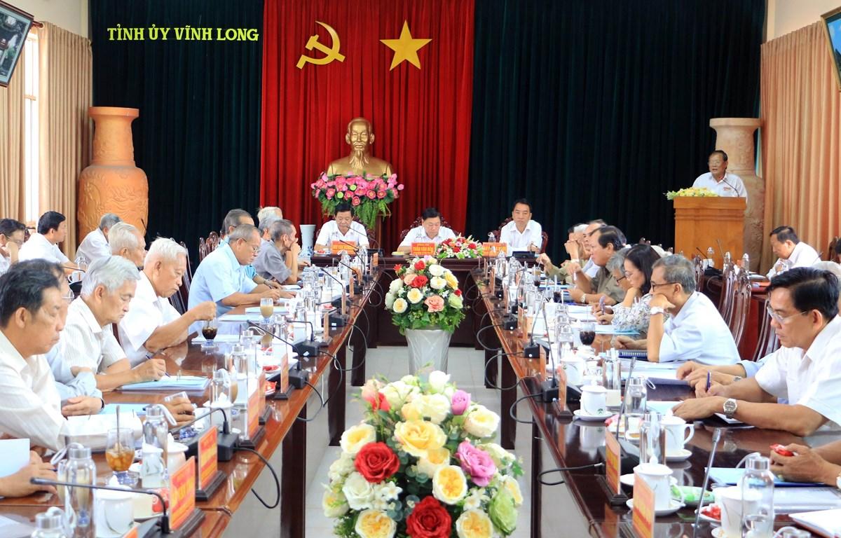 Quang cảnh Hội nghị. (Ảnh: Phạm Minh Tuấn/TTXVN)
