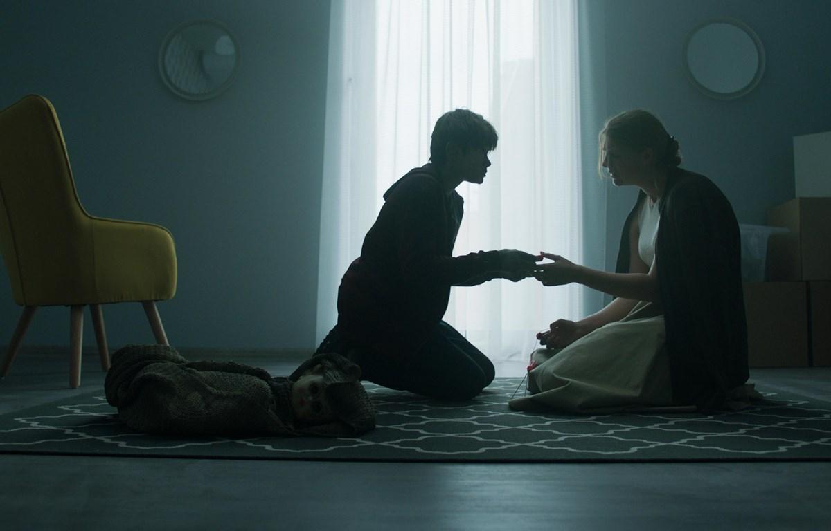Hình ảnh trong phim. (Nguồn: Vietnam+)