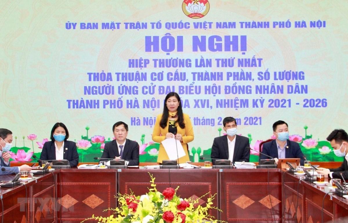Toàn cảnh hội nghị. (Ảnh: Nguyễn Thắng/TTXVN)