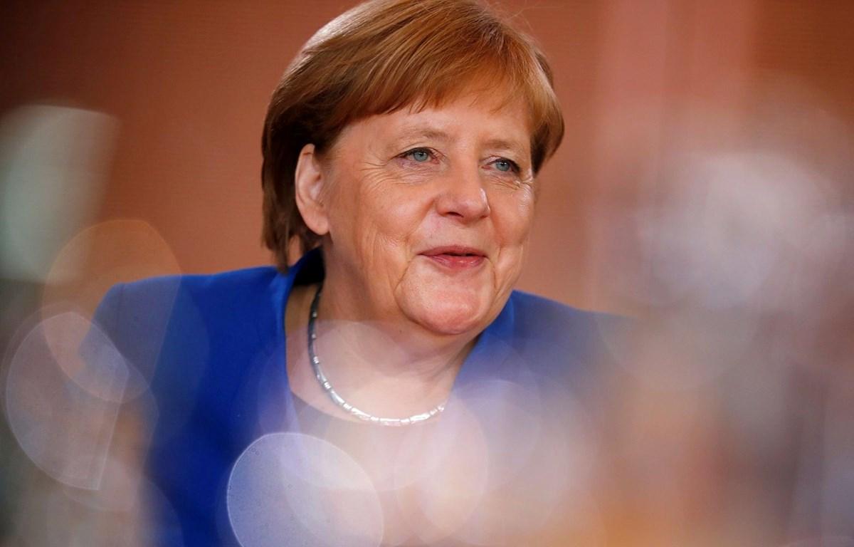 Thủ tướng Đức Angela Merkel. (Nguồn: Reuters)