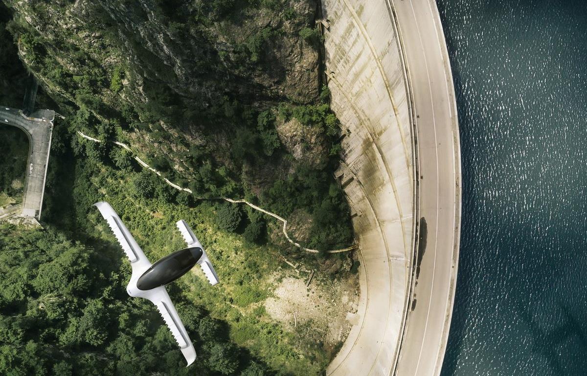 Lillium hoàn thành chuyến bay thử nghiệm 'taxi bay.' (Nguồn: wired.com)