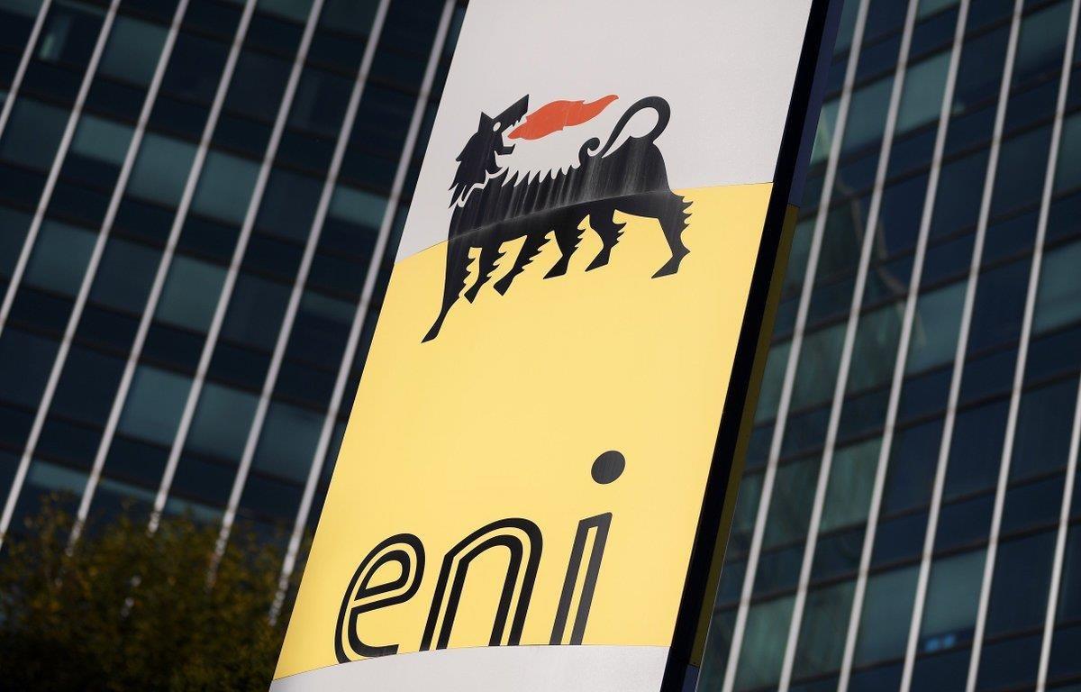 Công ty năng lượng ENI của Italy. (Nguồn: Twitter)