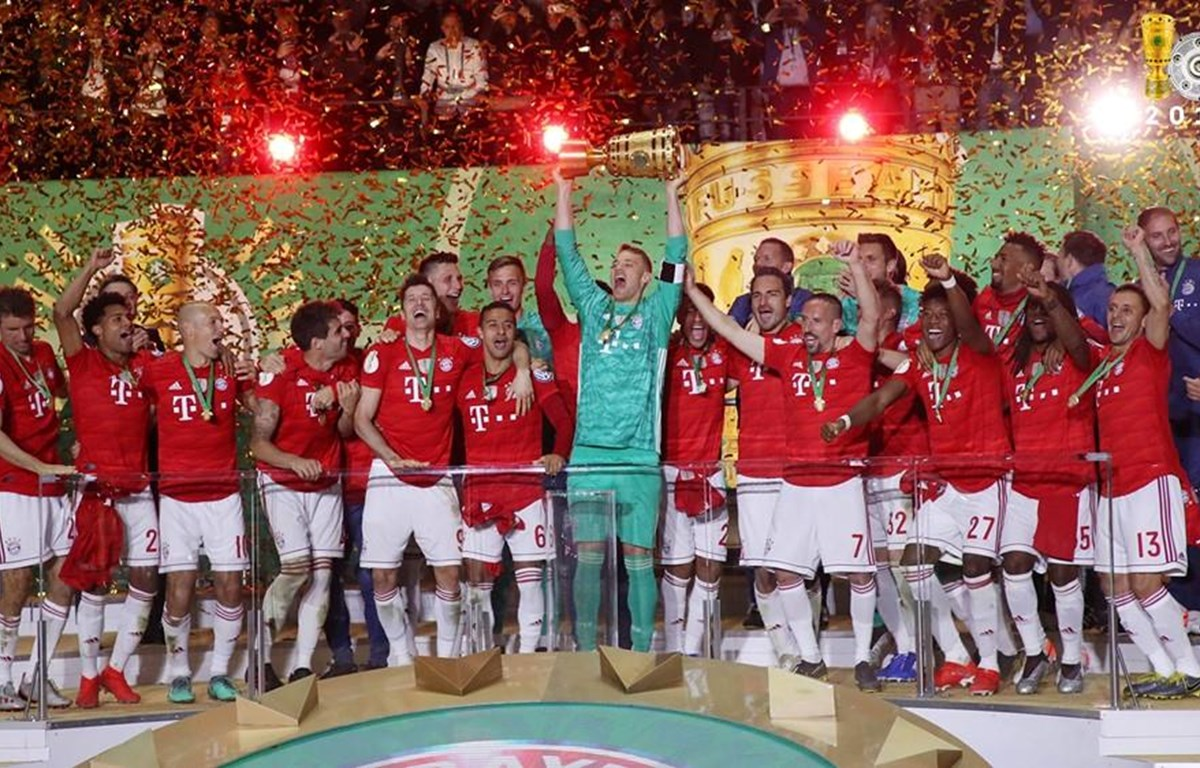 Dfb Pokal Sieger 2020