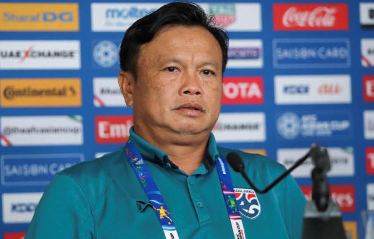 HLV đội tuyển Thái Lan, Sirisak Yodyardthai.