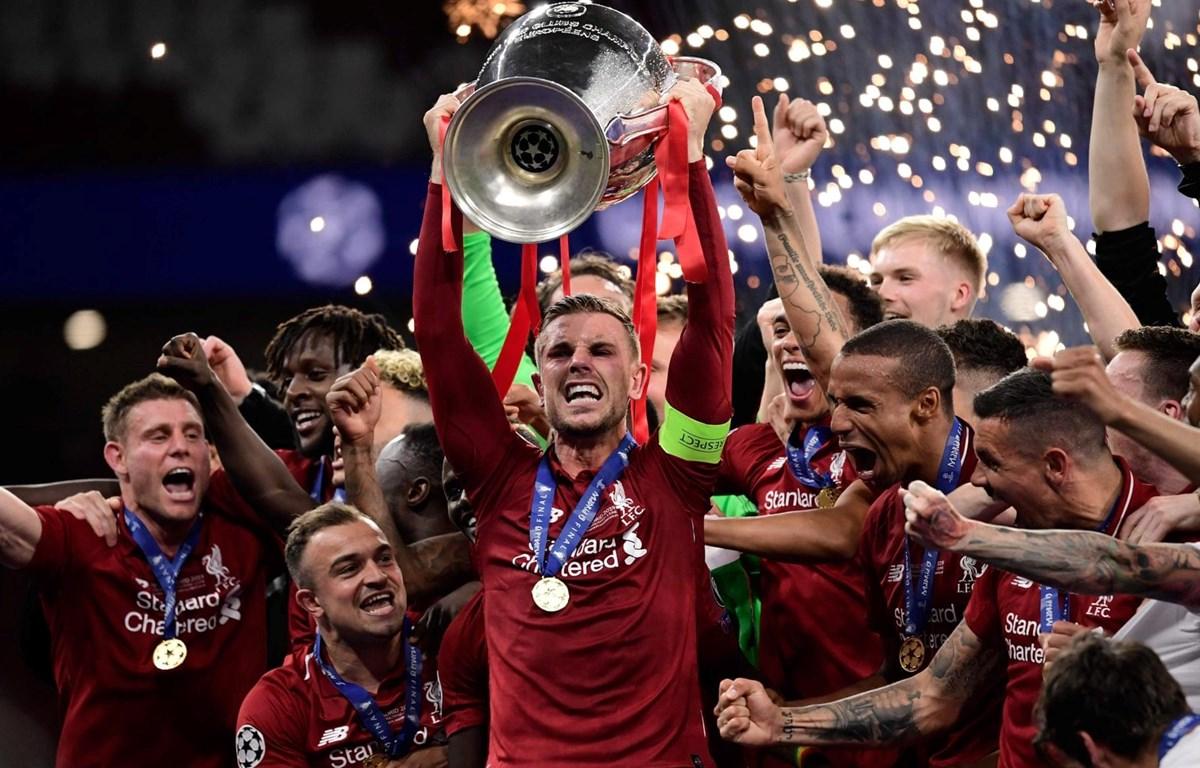 Liverpool giành chức vô địch Champions League. (Nguồn: AFP/Getty Images)