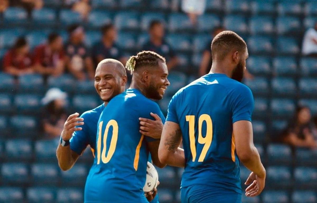 Curacao dễ dàng vào chung kết King's Cup 2019. (Nguồn: TT&VH)