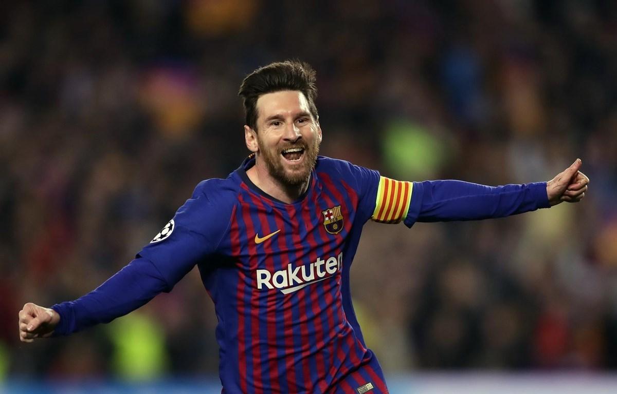 Messi là vận động viên kiếm tiền nhiều nhất. (Nguồn: Getty Images)
