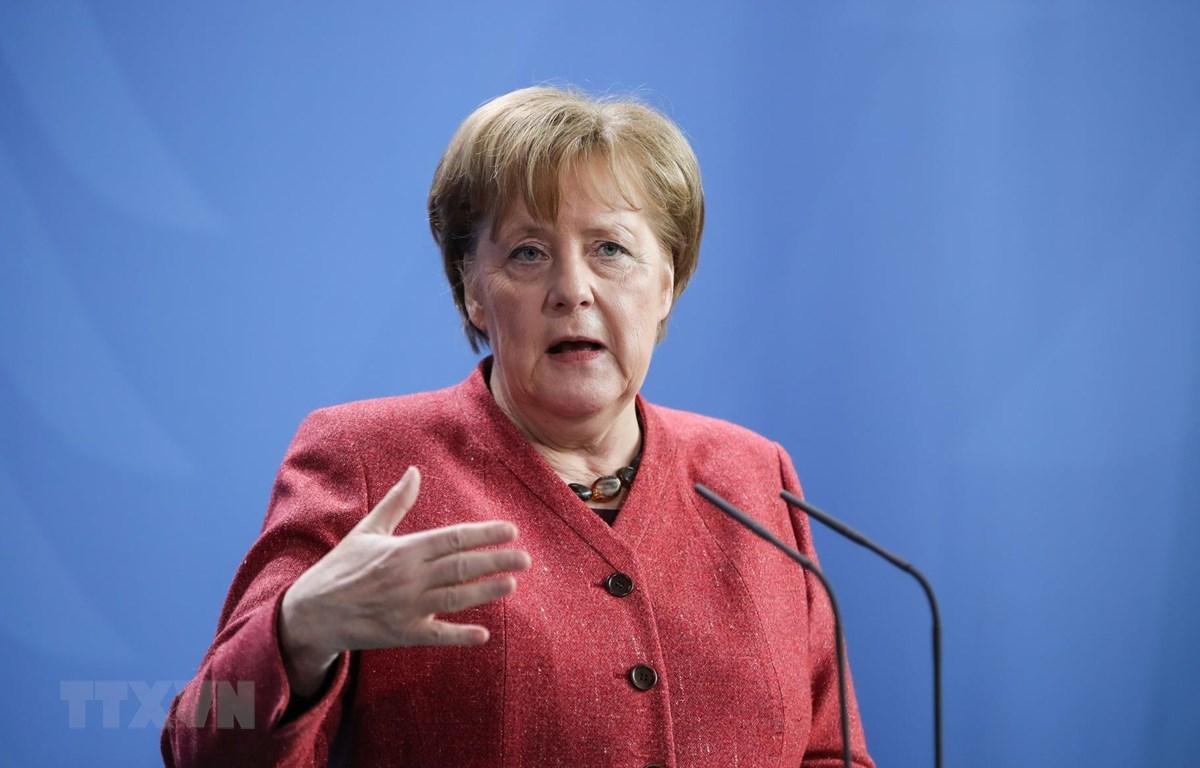 Người dân Đức muốn liên minh của Thủ tướng Merkel tiếp tục lãnh đạo