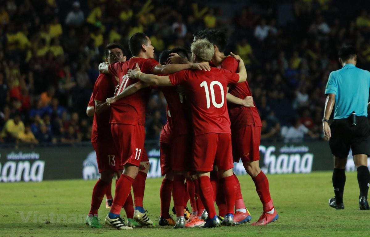 Đội tuyển Việt Nam tập trung vào vòng loại World Cup 2022. (Ảnh: Nguyên An/Vietnam+)