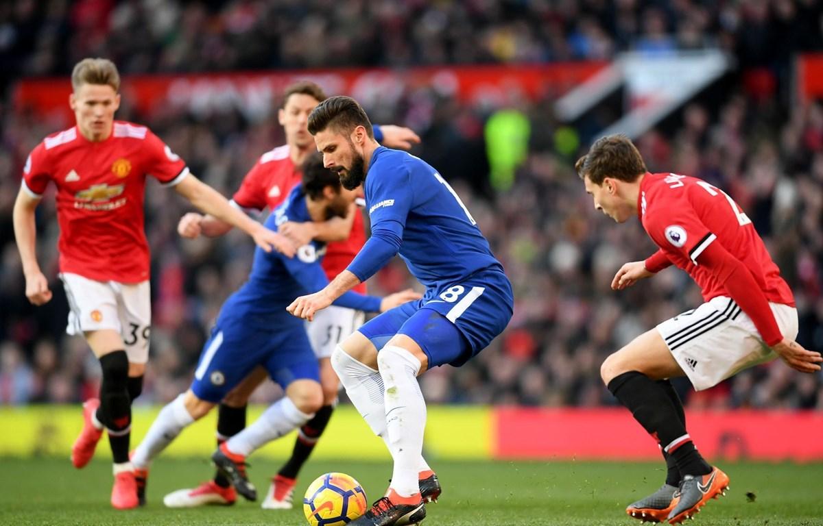 Manchester United gặp Chelsea ở vòng mở màn Premier League 2019-20. (Nguồn: Getty Images)