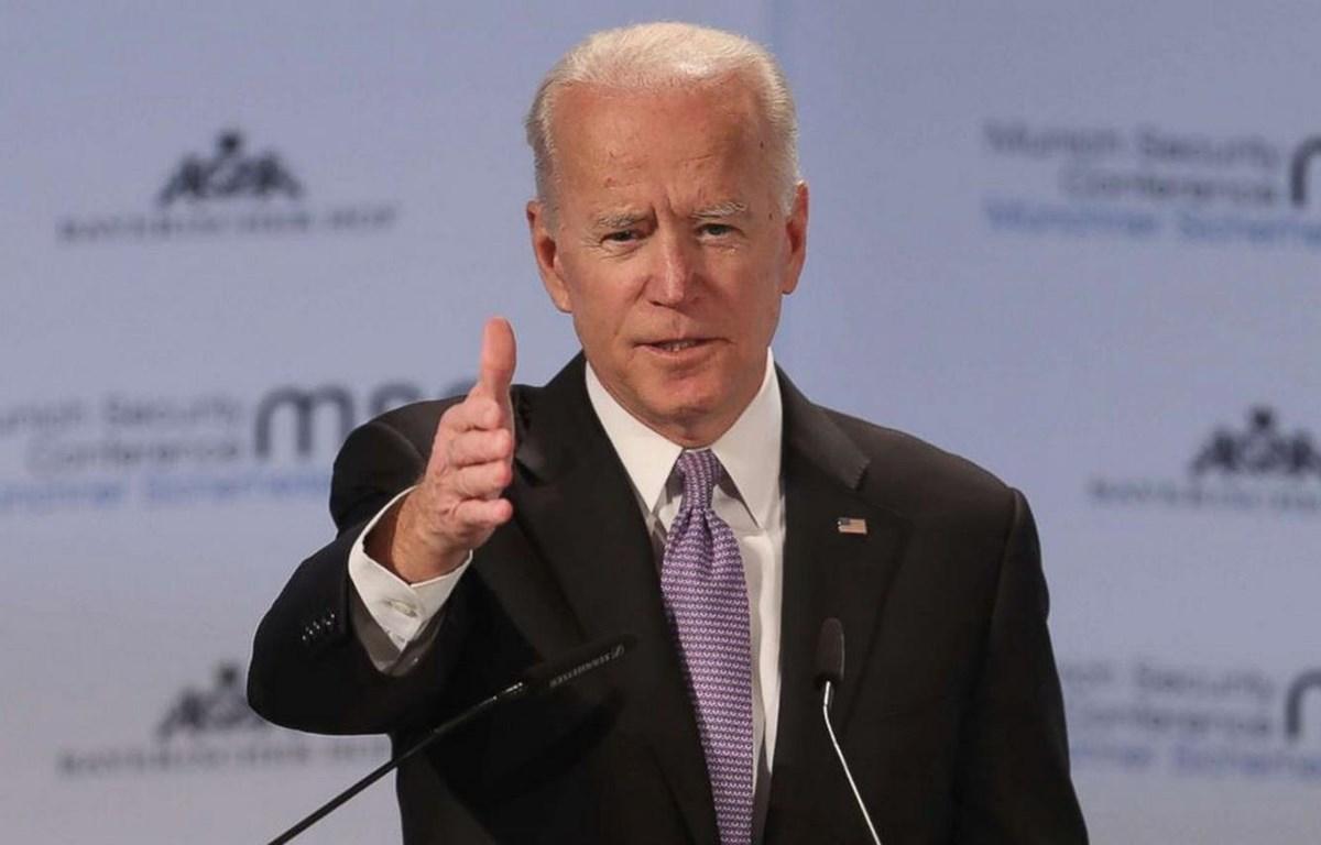 Ứng cử viên Joe Biden. (Nguồn: ABC News)