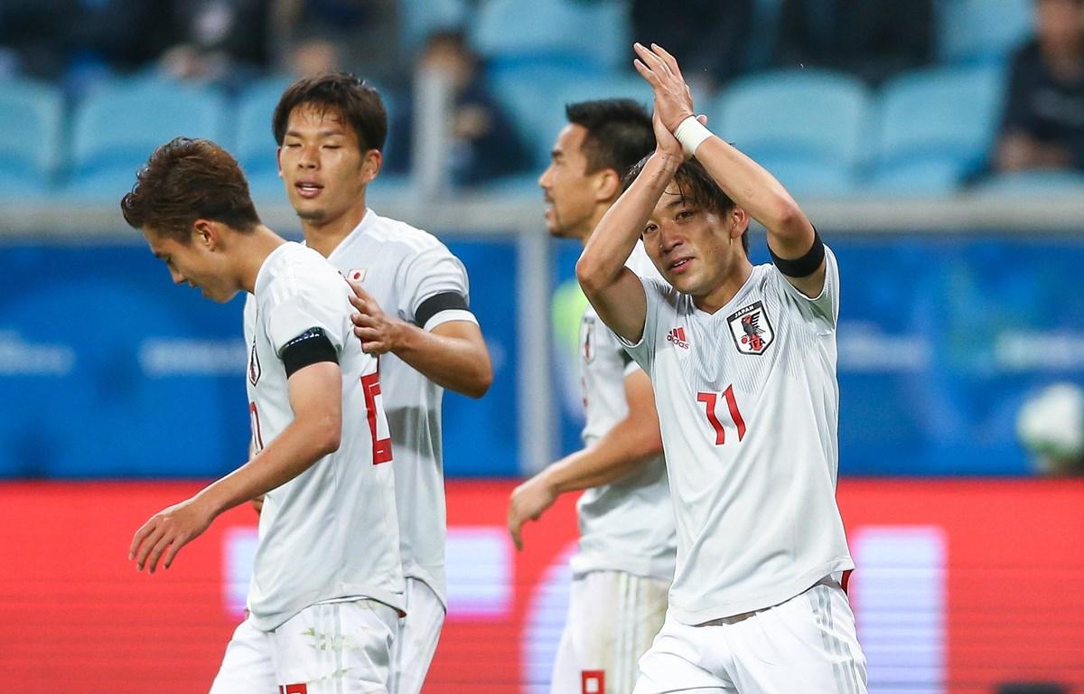 Nhật Bản sẽ giành vé đi tiếp nếu thắng Ecuador. (Nguồn: Getty Images)