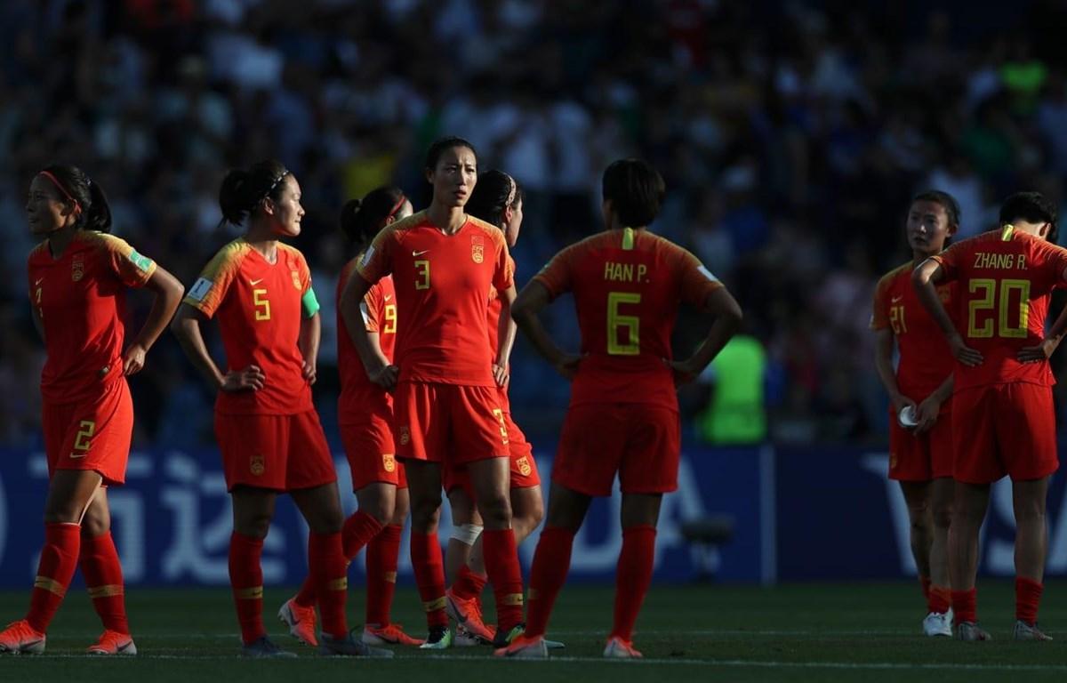 Trung Quốc bị loại khỏi World Cup 2019. (Nguồn: Getty Images)