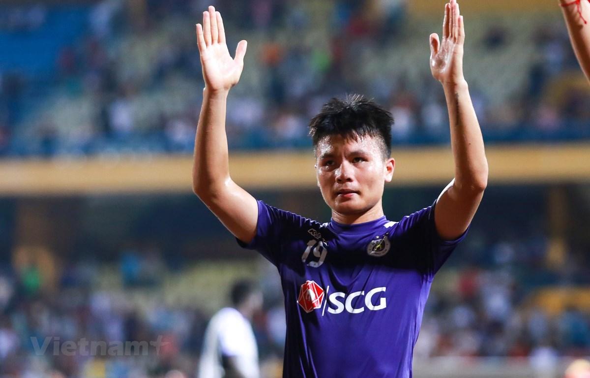 Quang Hải được đánh giá cao, đủ sức sang châu Âu thi đấu. (Ảnh: Nguyên An)