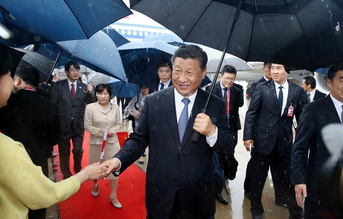 Chủ tịch Trung Quốc Tập Cận Bình. (Nguồn: Getty Images)