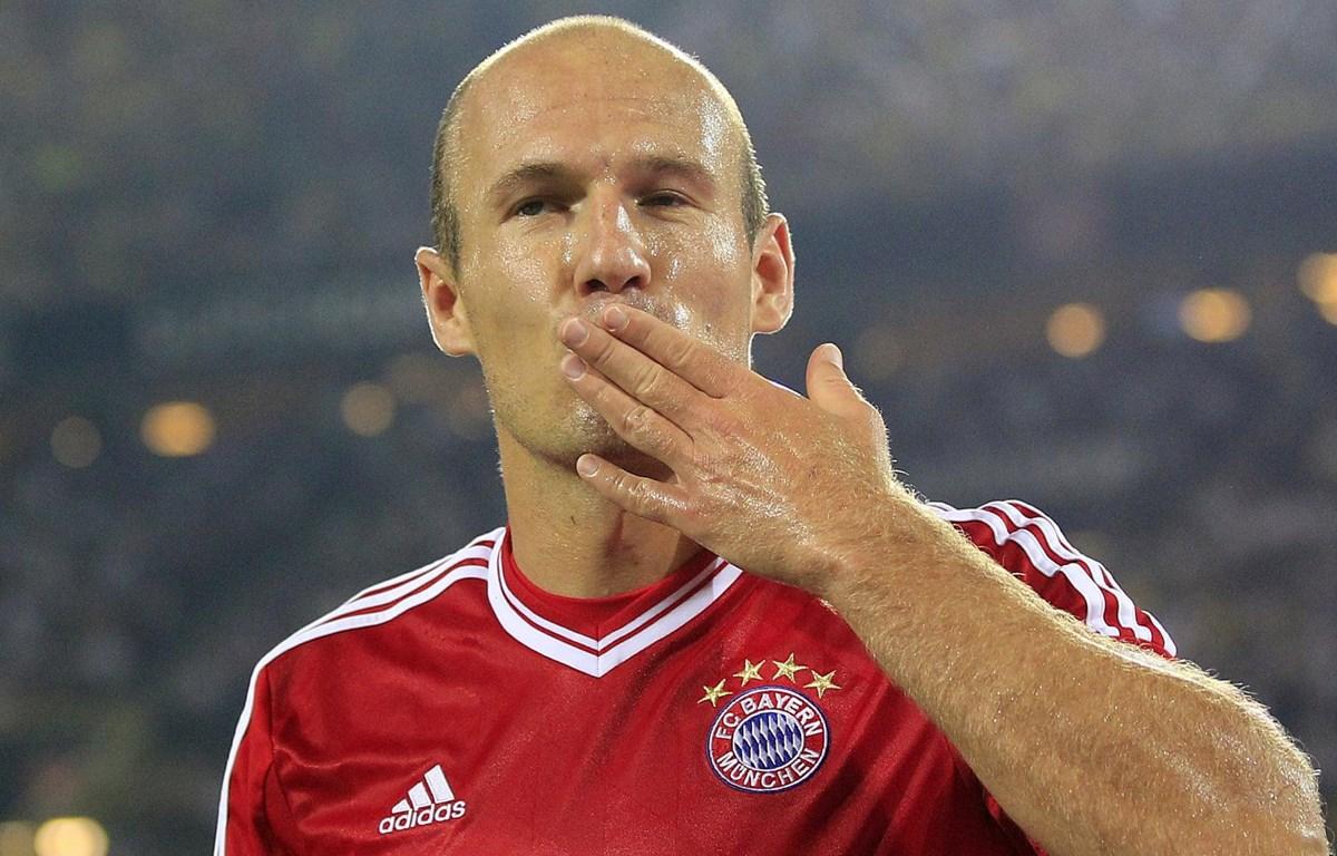 Robben giã từ sự nghiệp. (Nguồn: AP)