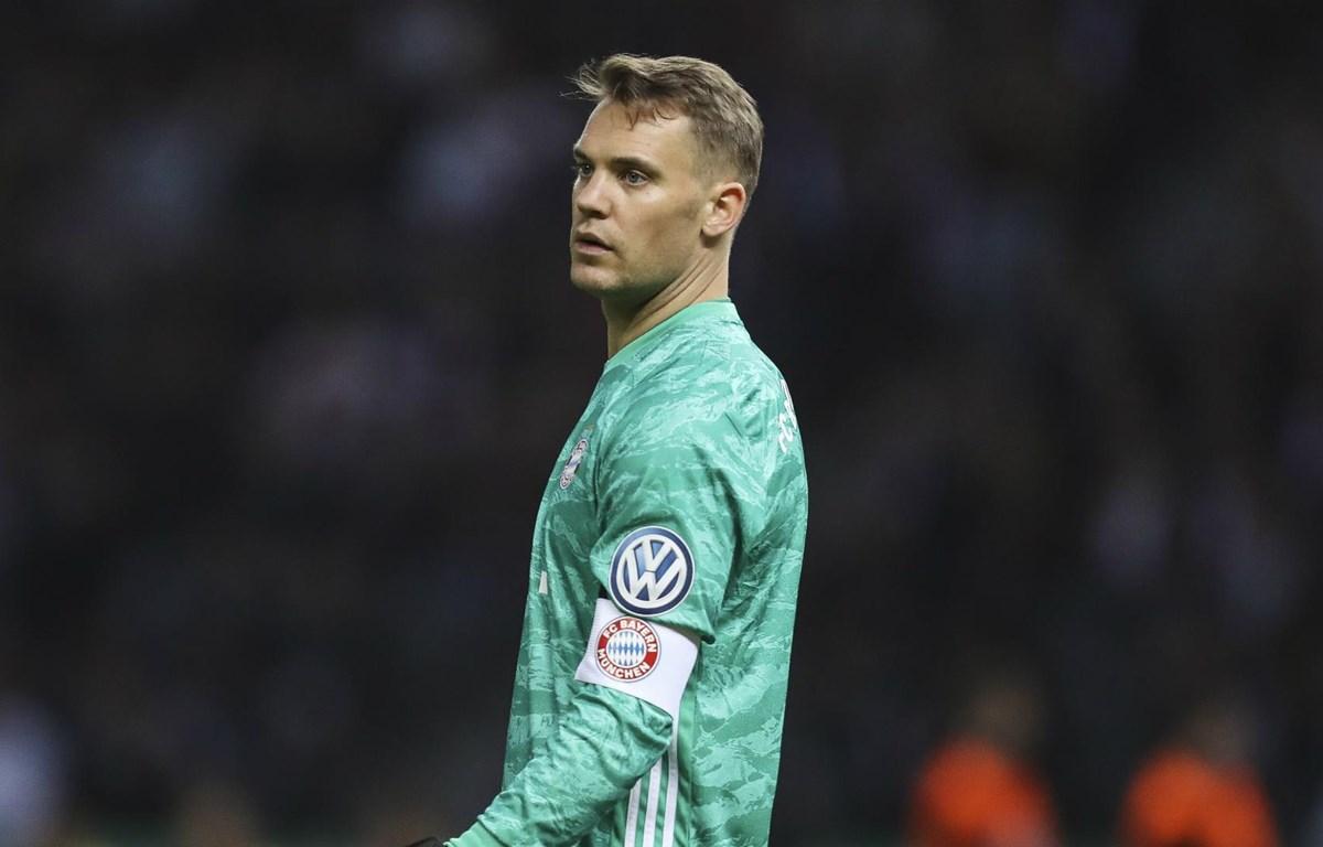 Neuer ngầm đưa ra cảnh báo thông qua người đại diện. (Nguồn: Getty Images)