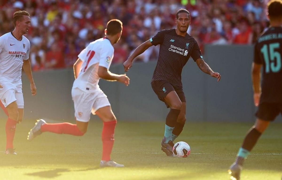 Liverpool thua trận thứ 2 trên đất Mỹ. (Nguồn: AP)